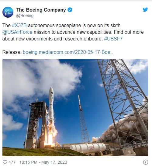 مأموریت مرموز نیروی هوایی آمریکا/ ماجرای پرتاب فضاپیما چه بود؟