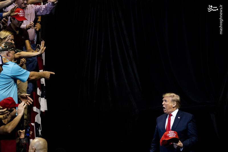 قمار کرونایی ترامپ با جان آمریکاییها