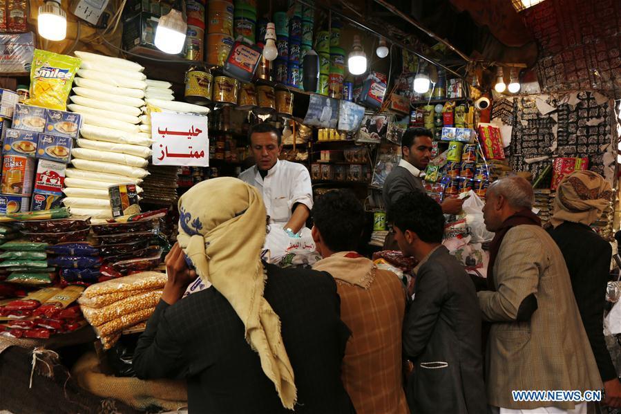 تصاویر روز: از ورود ارتش مراکش برای مقابله با کرونا تا بازار صنعا در آستانه ماه رمضان