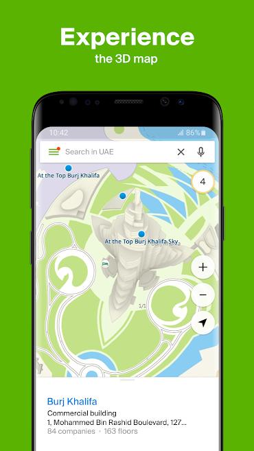 دانلود 2GIS: directory & navigator 5.0.6.2.289.7 – برنامه نقشه آفلاین