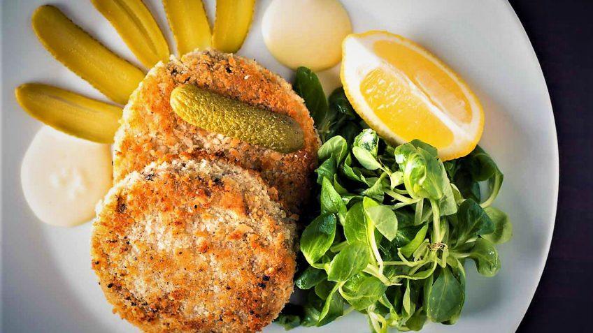 کتلت ماهی  یک غذای فوق العاده خوشمزه + طرز تهیه