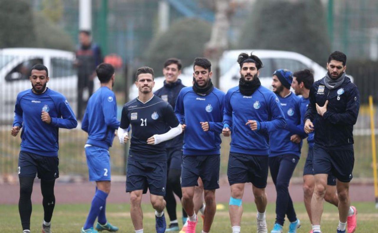 زمان دیدار معوقه تیمهای فوتبال فولاد - استقلال