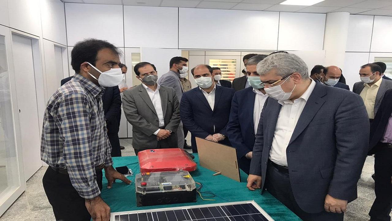 کارخانه نوآوری بوشهر افتتاح شد