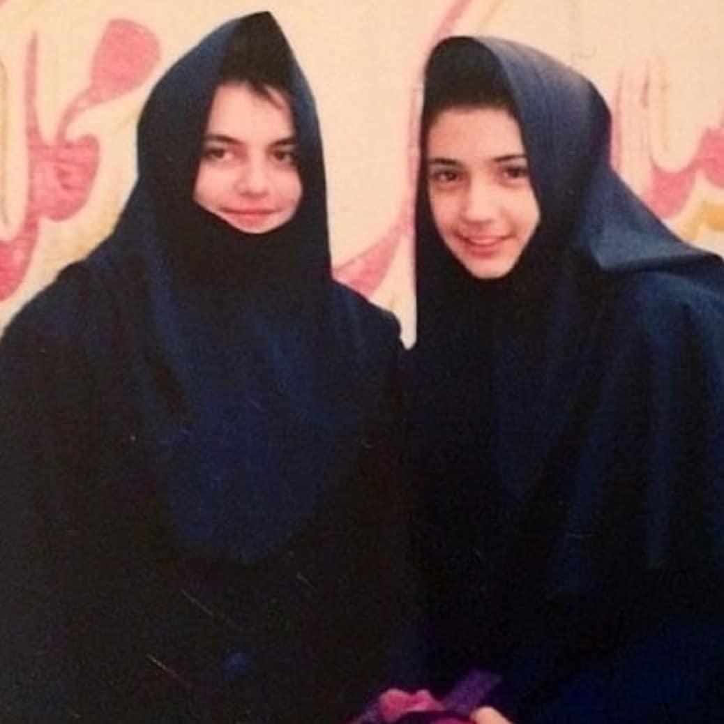 تصاویر دیدنی دوران مدرسه بازیگران مطرح سینمای ایران