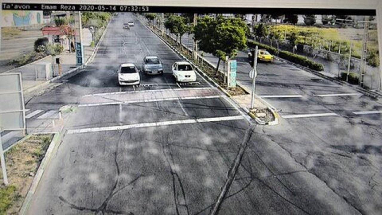تجهیز ۶ تقاطع اصلی شهر به دوربین های نظارتی