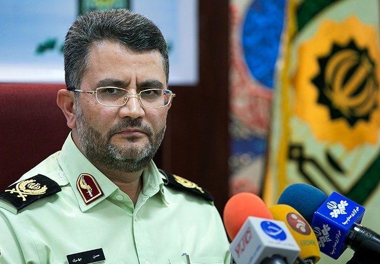 کشف بیش از ۲۲ کیلوگرم مواد مخدر توسط پلیس فرودگاه امام خمینی (ره)