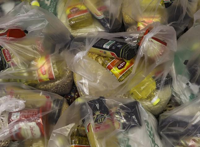 توزیع ۱۱۵۰ بسته غذایی در تبریز