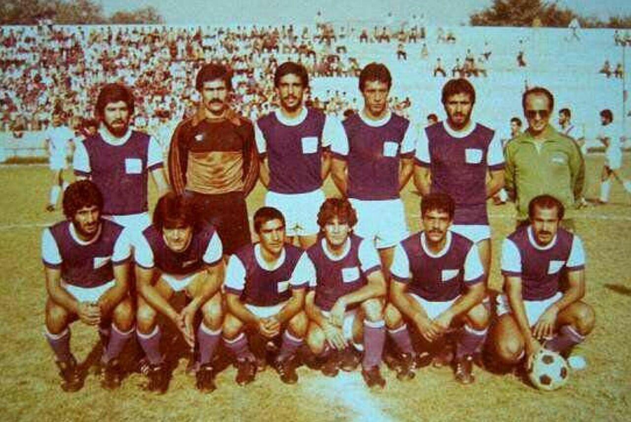 اولین تصویر تیمی تیم فوتبال استقلال