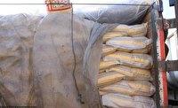 کشف برنج احتکارشده در زابل