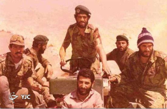 روز بیست و چهارم عملیات بیتالمقدس و ارتشی به ظاهر مسلح که محاصره کامل شد + تصاویر