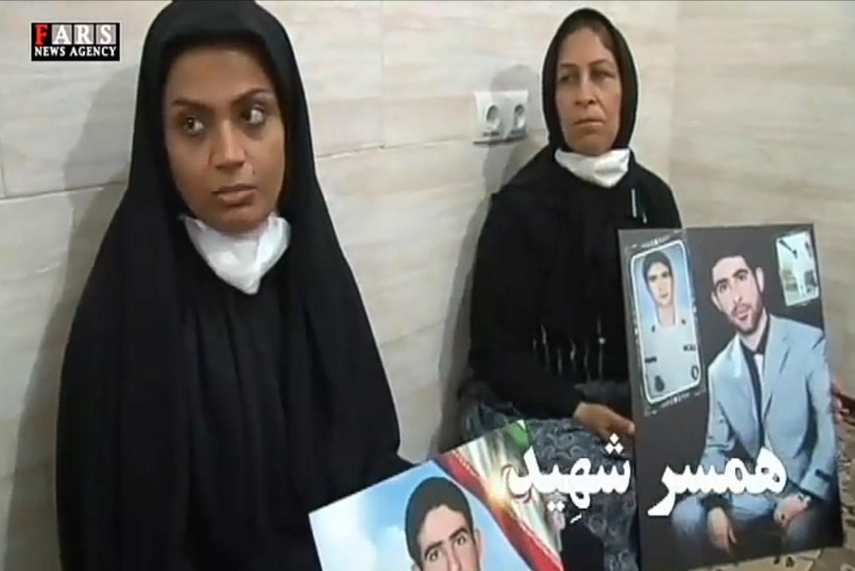 ناگفتههای همسر شهید حادثه کنارک از لحظه اعلام خبر شهادت