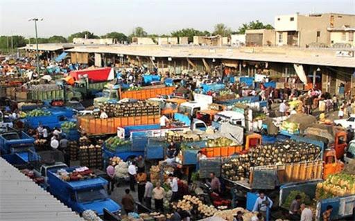کشف بستههای کوچک موادمخدر در هندوانه/ متهم در بازار میوه و تره بار دستگیر شد