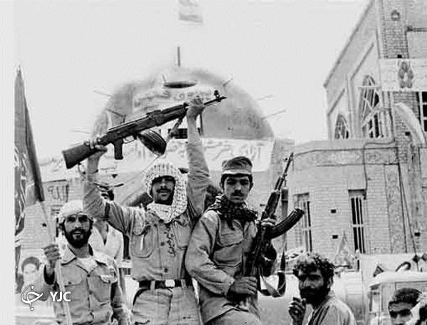 روز بیستوسوم عملیات بیت المقدس؛ تقلای عراق برای ماندن در خرمشهر