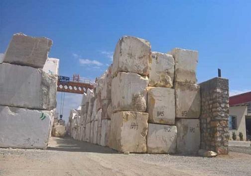 فرآوری سنگ های معدنی در کرمانشاه