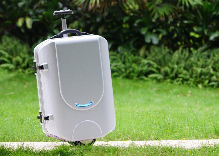 ساخت چمدانهای هوشمند MySuperCase