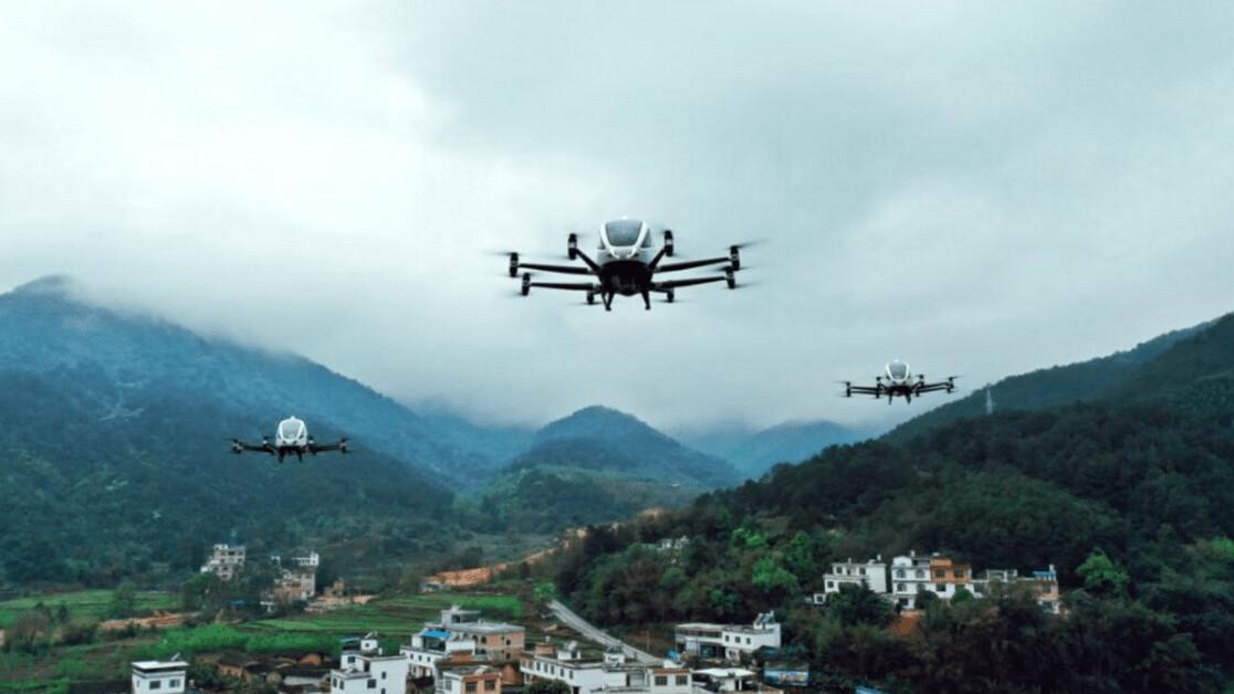 چین اولین فرودگاه هواپیماهای هوشمند را خواهد ساخت