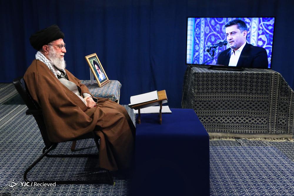 محفل انس با قرآن رهبری