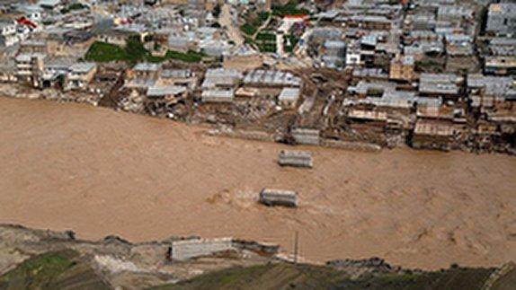خرداد ماه جشن پایان بازسازی مناطق سیلزده لرستان
