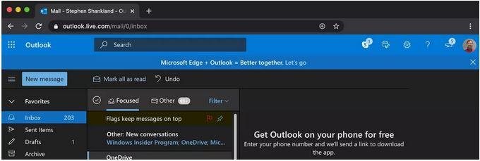 11792323 722 - تلاش مایکروسافت برای تغییر مرورگر کاربران از کروم به Edge