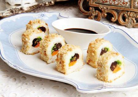 سوشیر برنج غذای جدید و خوشمزه برای افطار + طرز تهیه