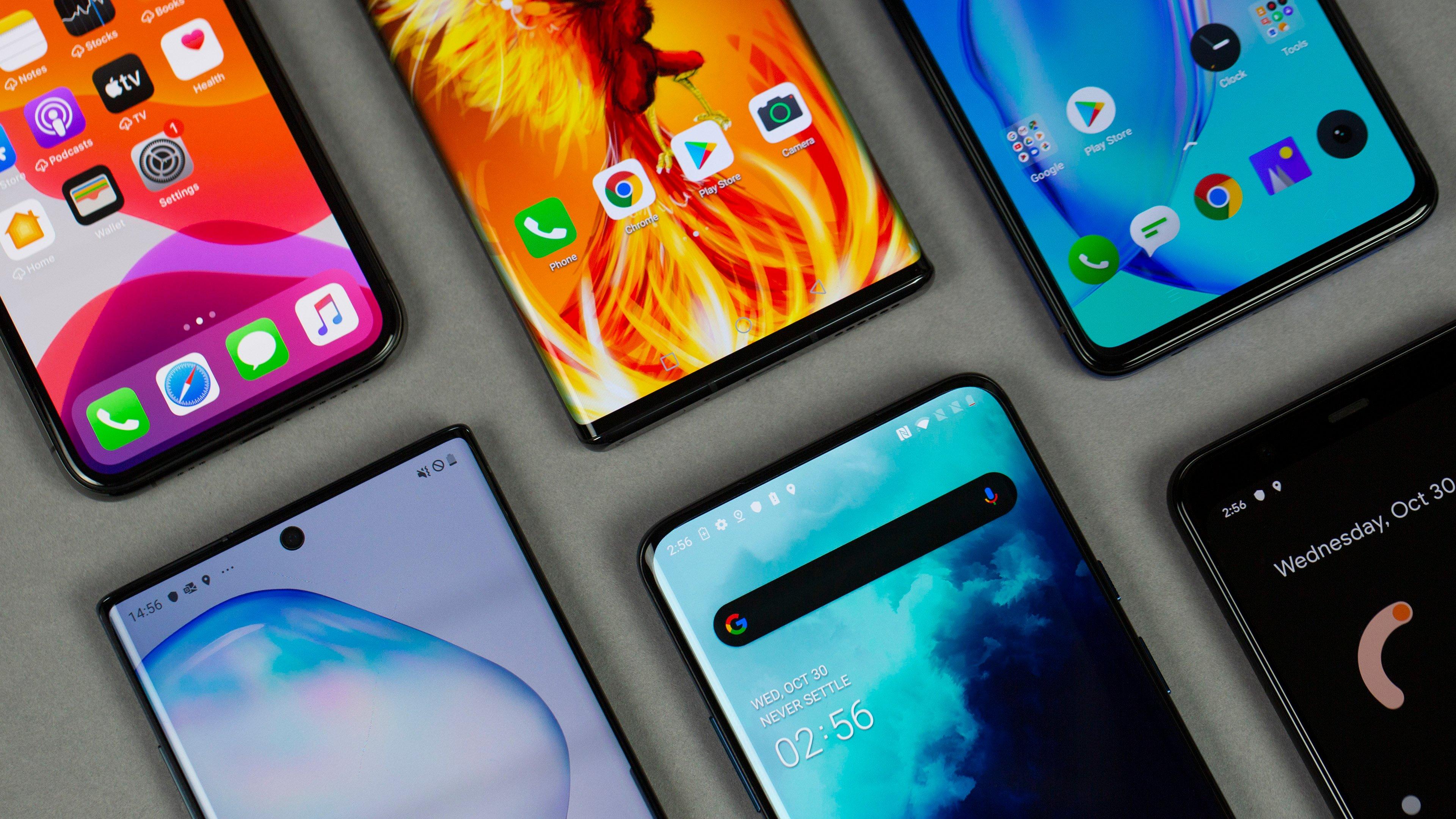 تاثیر منفی COVID-19 بر فروش جهانی تلفن همراه