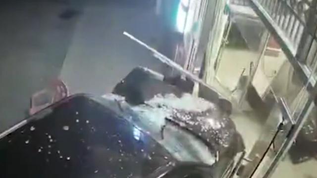 ترمز بریدن خودرو