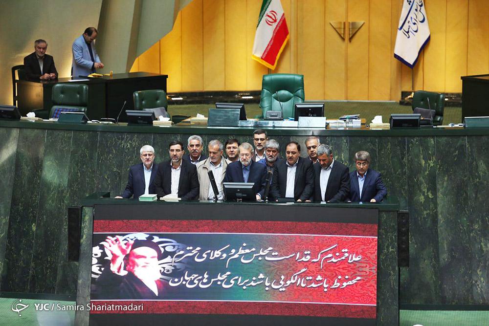 اجلاسیه دوم؛ از حمله داعش تا لغو مقرری میرزا حسن خان که در بمباران پایش گلوله خورده بود/تحقیق و تفحصی با بوی دخانیات/ ثبت ۲۶۰۸ شکایت در کمیسیون اصل نود