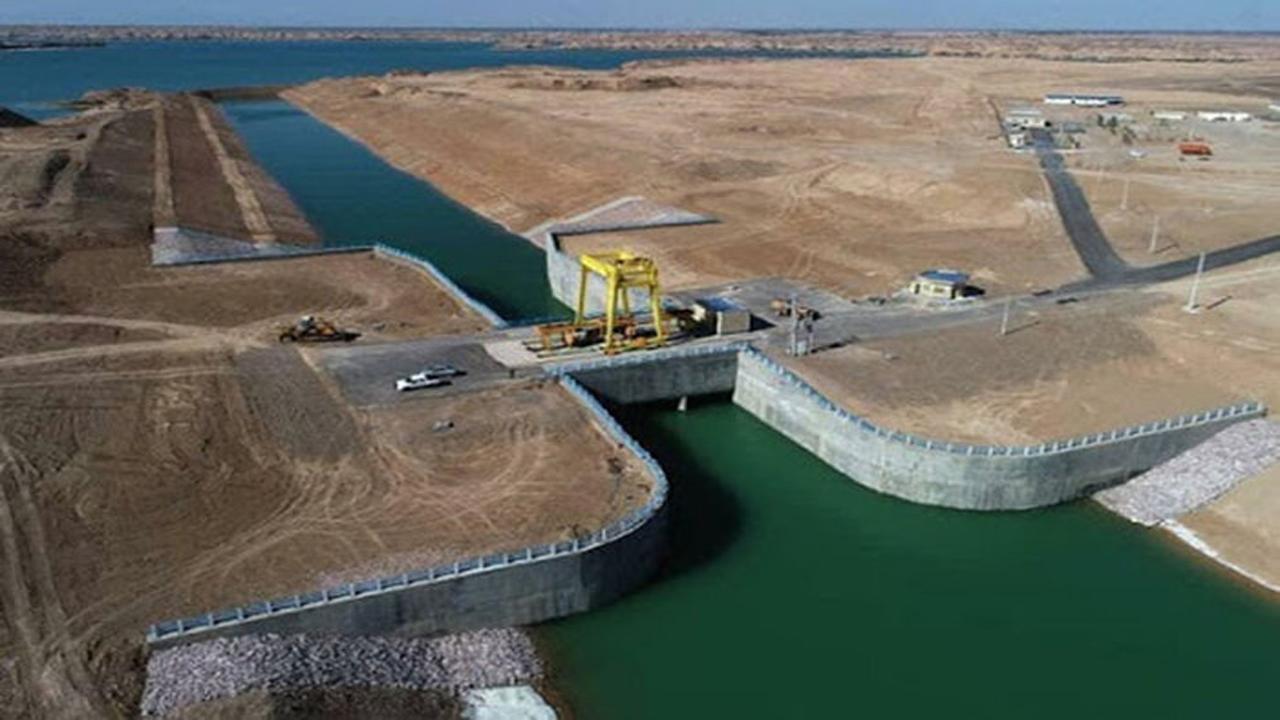 افتتاح ۳ طرح بزرگ آبی در سیستان و بلوچستان