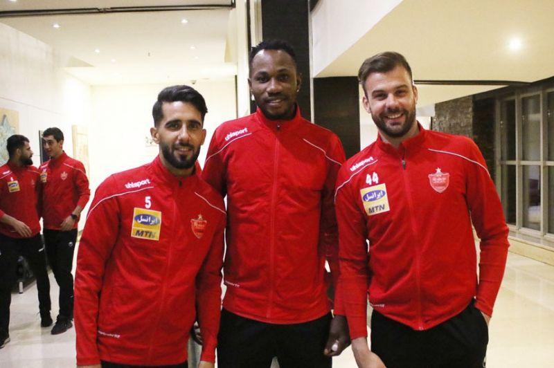 خبر خوش برای ۳ بازیکن خارجی پرسپولیس