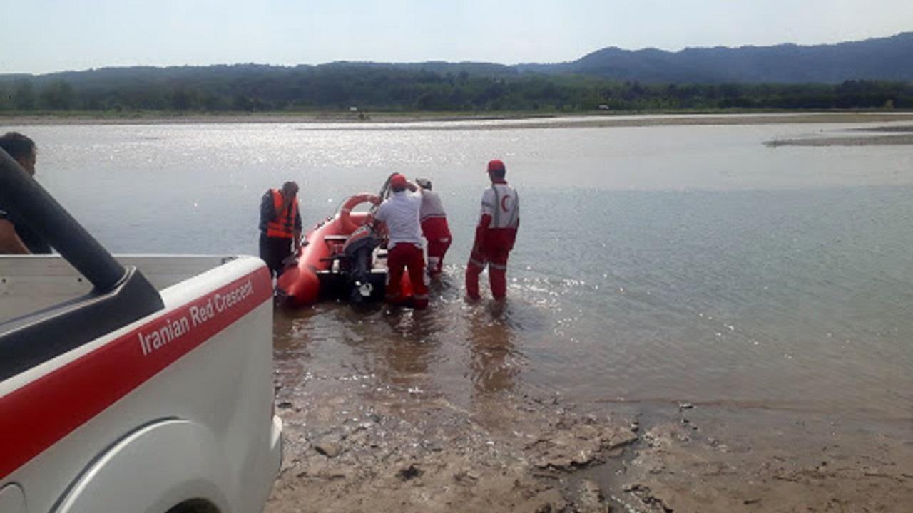 جسد کودک غرق شده در رودخانه زاینده رود پیدا شد