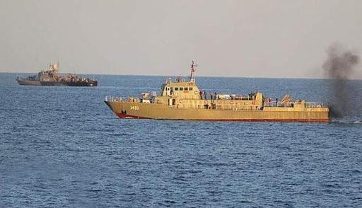 حادثه شناور کنارک نیروی دریایی توسط کارشناسان در دست بررسی است