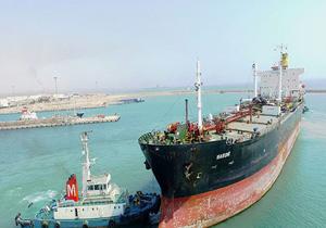 صادرات دو هزار تن کالا به عمان از  شرق هرمزگان