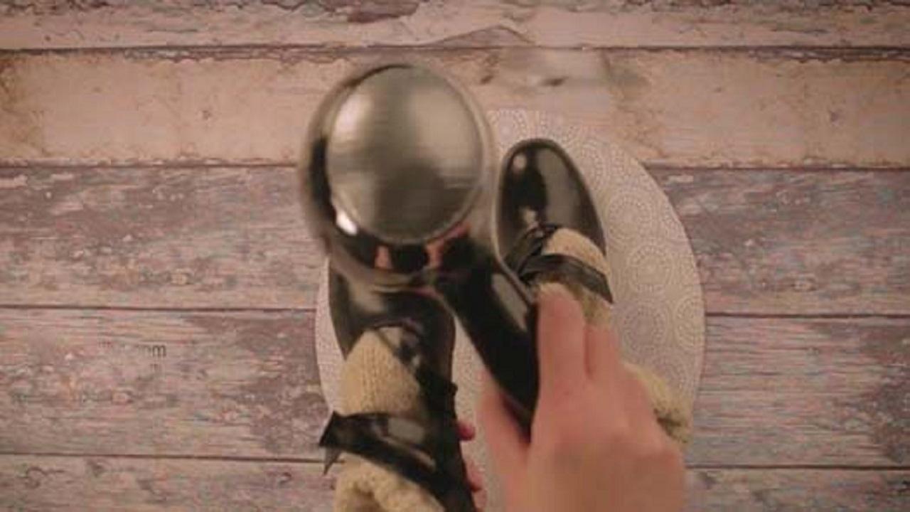 بهترین روش آموزشی برای گشاد کردن کفش