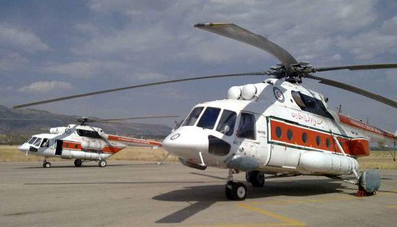 ۳۹ سورتی پرواز برای خاموش کردن آتش جنگلهای زاگرس/  فعالیت هلالاحمر برای عملیات اطفای حریق ادامه دارد