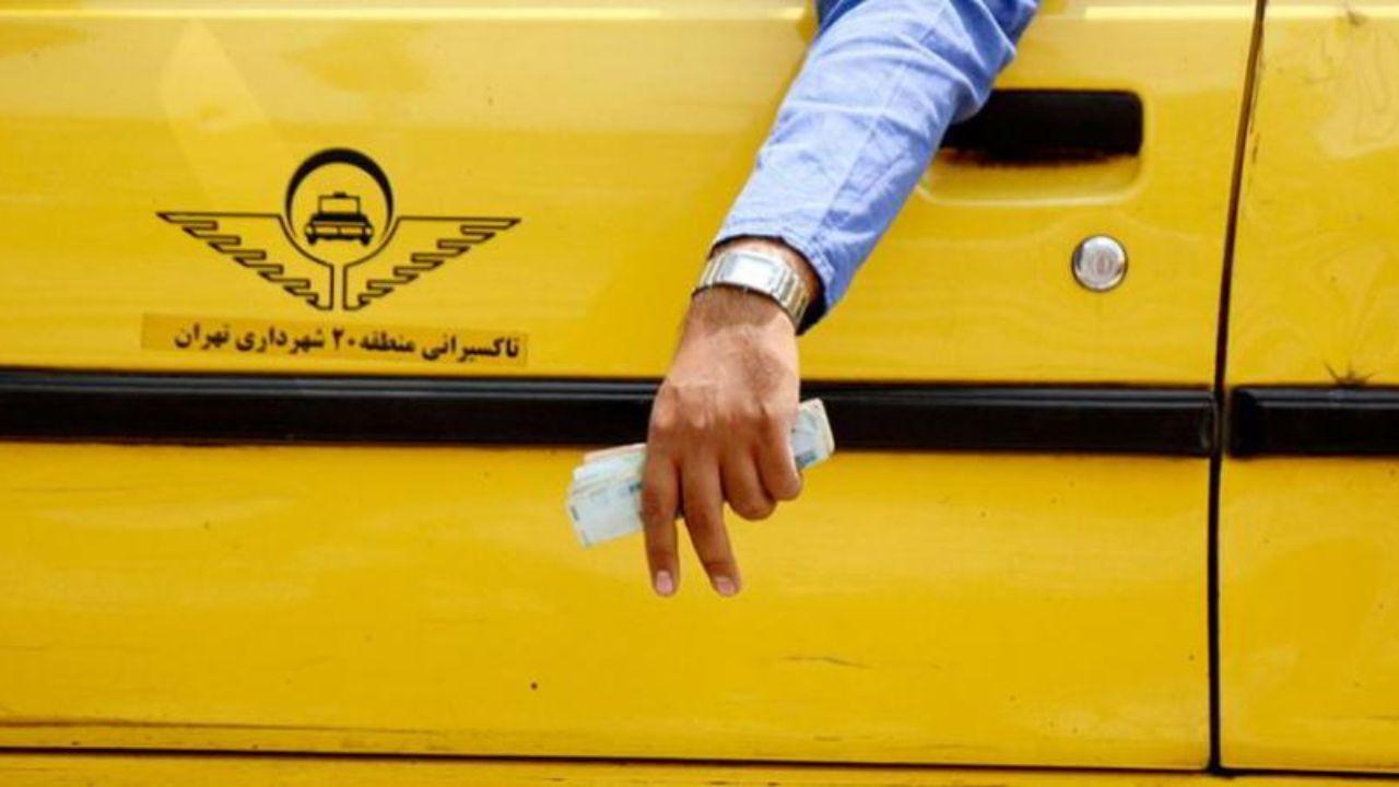 ممنوعیت اخذ کرایه بیش از نرخ مصوب از سوی رانندگان تاکسی