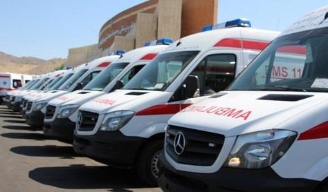 افزوده شدن ۲۵ دستگاه آمبولانس تویوتا به اورژانس استان همدان