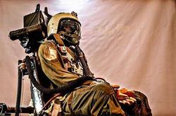 امنیت عقابهای ایرانی در آسمان با صندلی اِجِکت سریر + فیلم و تصاویر