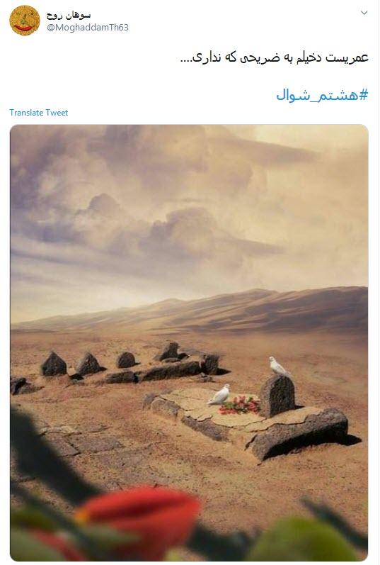 شیعِه میسازد حرم روزی برایت یا حسن؛ بعد از آن چشم ملائک سوی باب القاسِم است