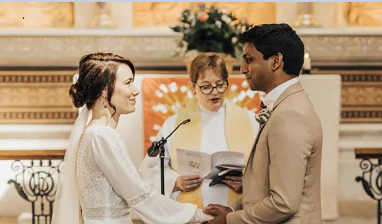 ازدواج جالب پزشک و پرستار