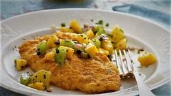 آموزش آشپزی؛ از شنیسل ماهی و آش سماق تا سان شاین خانگی و کیک سورپرایز + تصاویر