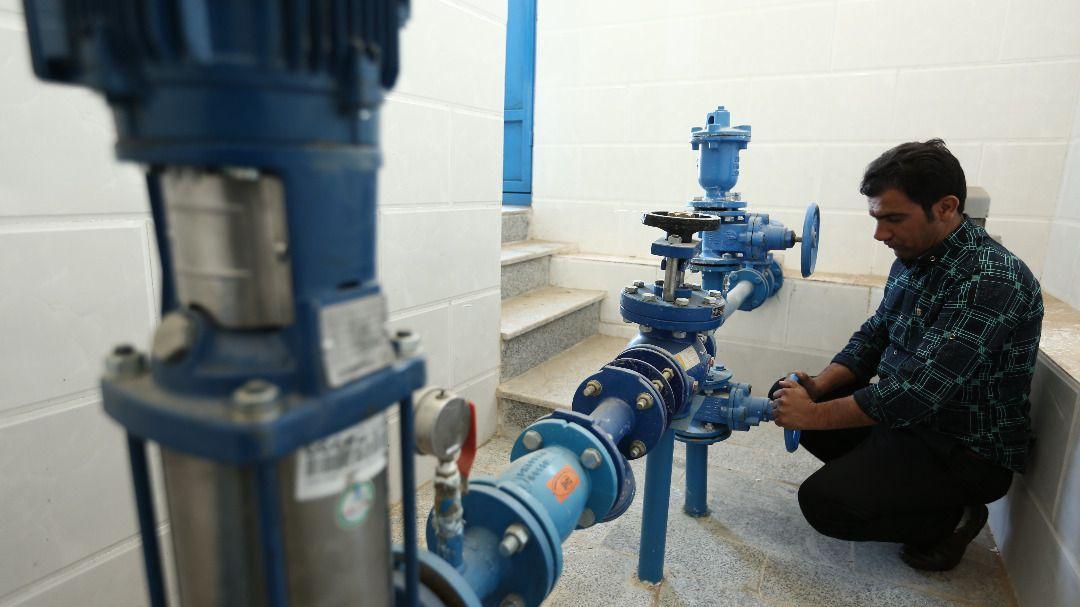اجرای ۱۸۶ پروژه آبرسانی در مناطق روستایی و محروم کشور