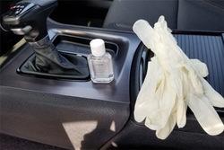 خطر انفجار در پی نگهداری از مواد ضدعفونی کننده حاوی الکل در خودرو