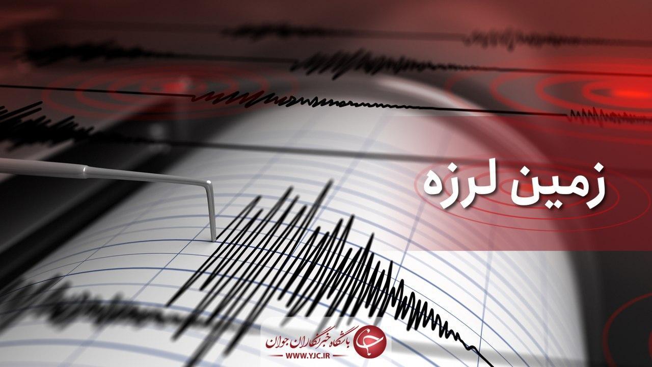 زلزله ۴.۷ ریشتری خنج را لرزاند