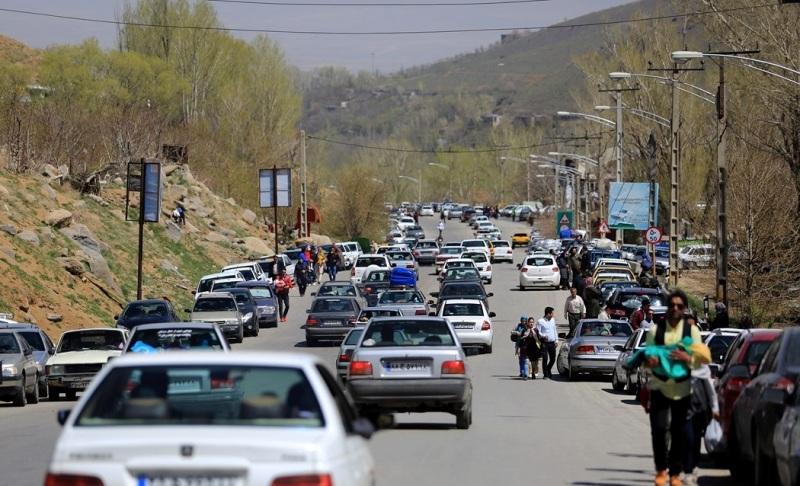 مسیر حیدره به امامزاده کوه به این زودی هاعریض نمی شود