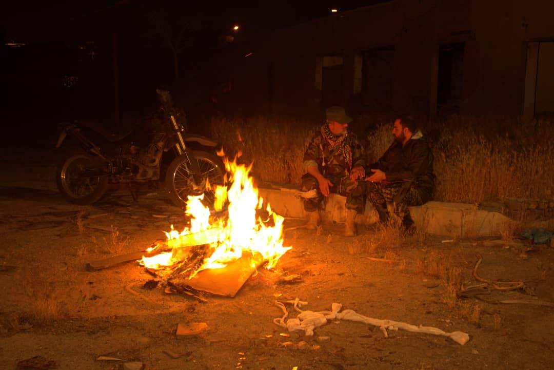 زندگی حر مدافعان حرم به تصویر کشیده شد/ فیلم مجید بربری به نیمه رسید