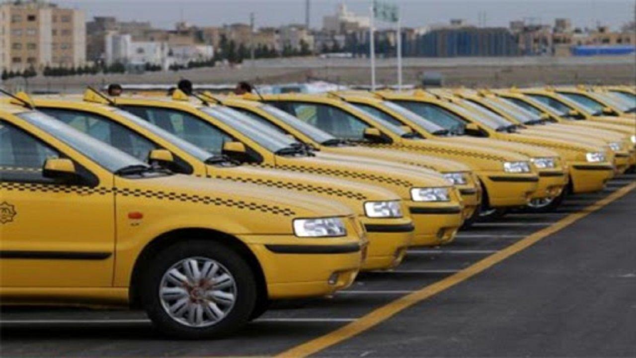 پشت پرده خبر احتکار تاکسی های صفر در پارکینگ