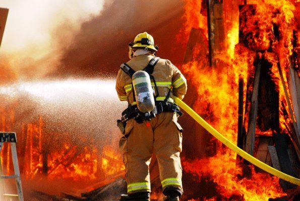 انجام ۸ عملیات آتش نشانی در همدان