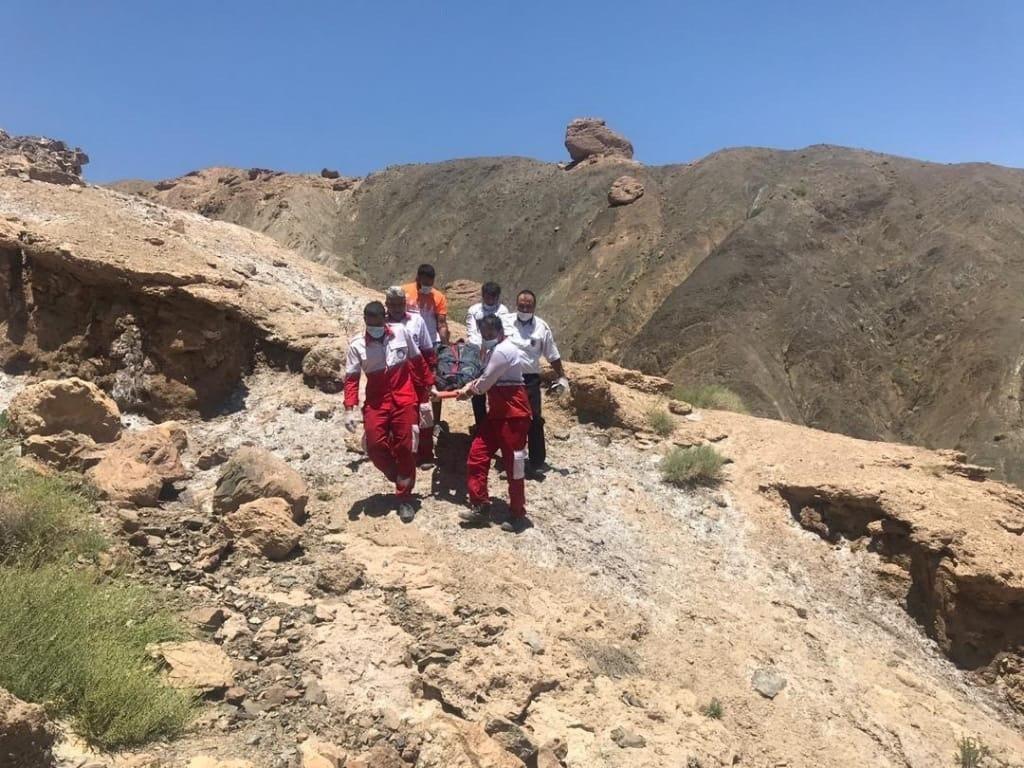 پنج ساعت عملیات جستجو و نجات برای مفقودین ریگان