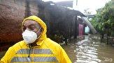 ورود توفان حارهای آماندا به آمریکای مرکزی