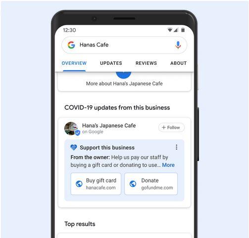 چند قابلیت جدید Google Maps پس از شیوع ویروس کرونا